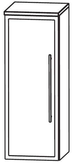 Puris Crescendo Highboard 30 cm HBA513B7