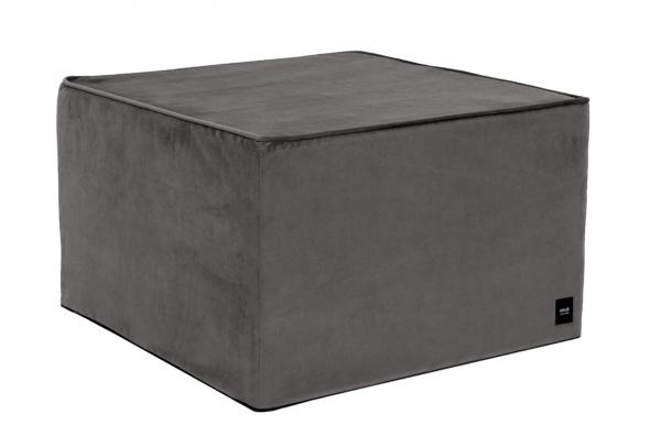 VetSak Sitzwürfel Bloc medium Velvet