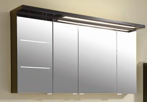 Spiegelschrank-Set 120 cm SET40122L