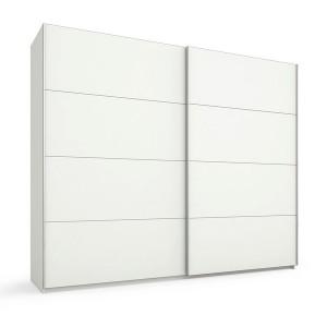 45S2 Schwebetürenschrank Dekor-/Hochglanzfront - Breite 270 cm