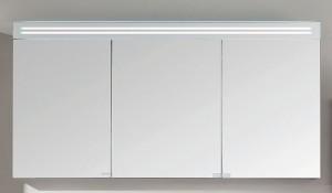 Spiegelschrank 140 cm S2A5814 6 - für Einzelwaschtisch-Lösung