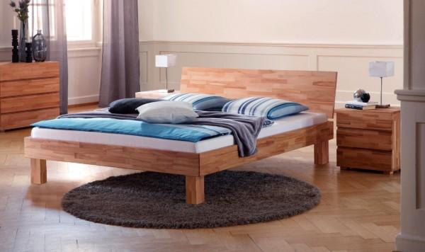 Hasena Wood-Line Bett Classic Varus Cantu