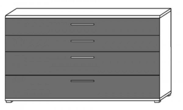 Loddenkemper Luna Kommode 4281 günstig kaufen | Möbel-Universum
