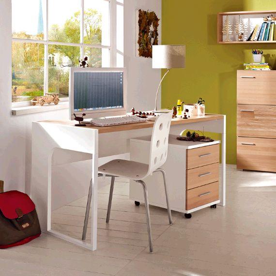 kinder und jugendzimmer schreibtische g nstig kaufen. Black Bedroom Furniture Sets. Home Design Ideas