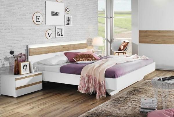 rauch dialog mara bett mit beleuchtung variante 2 g nstig kaufen m bel universum. Black Bedroom Furniture Sets. Home Design Ideas