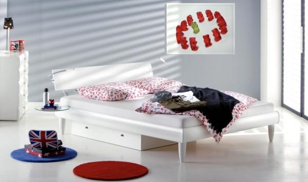 Hasena Soft-Line Bett Noble Spyd Bilbao