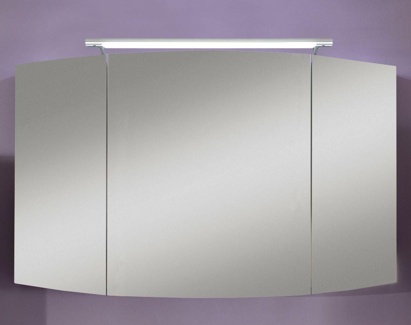 marlin bad 3100 scala spiegelschrank 120 cm scsps120 g nstig kaufen m bel universum. Black Bedroom Furniture Sets. Home Design Ideas