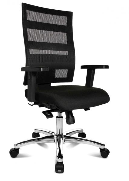 TopStar Bürostuhl X-Pander Fußkreiz Chrom 959T günstig ...