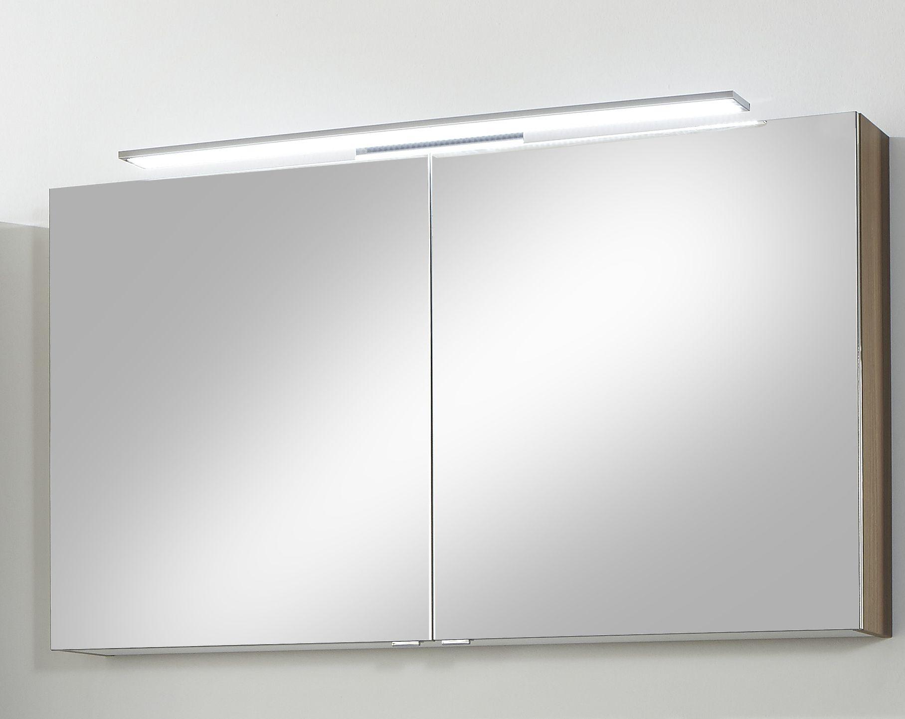 marlin bad 3090 cosmo spiegelschrank 120 cm ssfgs66 g nstig kaufen m bel universum. Black Bedroom Furniture Sets. Home Design Ideas