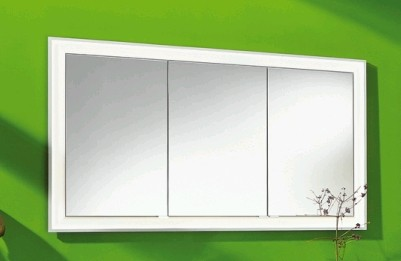 Puris Brillant Einbauspiegelschrank 130 cm S2A431251