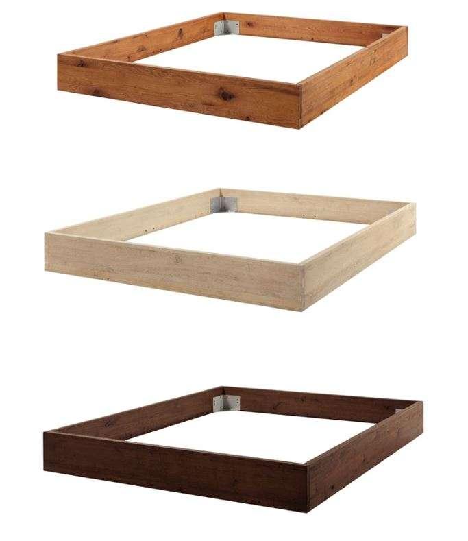 Hasena Oak-Line Wild Cadro 23 Bettrahmen günstig kaufen | Möbel ...