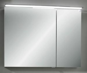 Spiegelschrank 90 cm SSFGS63 (Lichtfarbe ca. 6000 Kelvin)