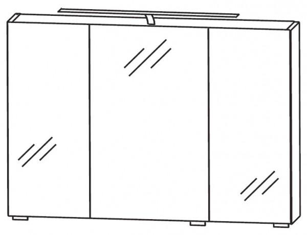 Puris Vuelta Spiegelschrank 90 cm S2A439S 1 / S2A439SF1