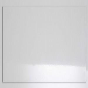 621 weiß Glanz - Rahmenfront