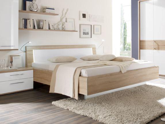 Loddenkemper Luna Liegenbett günstig kaufen | Möbel-Universum