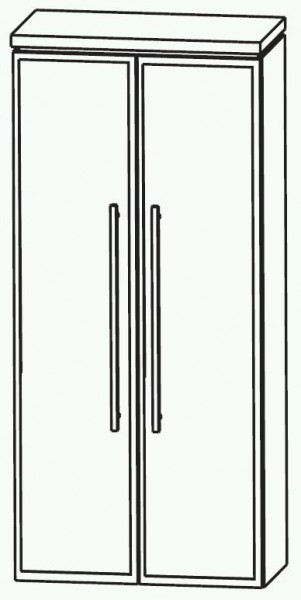 Puris Cool Line Mittelschrank 60 cm MNA816B5