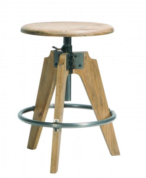 Hasena Oak-Vintage John Hocker/Nachttisch