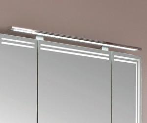 mit LED-Aufbauleuchte PZ10585 - Breite 60 cm (Crescendo)