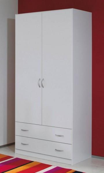Rauch Case Drehtüren-Kombischrank 3729