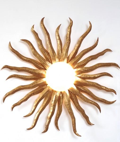 Holländer Wandleuchte Sonne Gigante Vetro 300 K 13146
