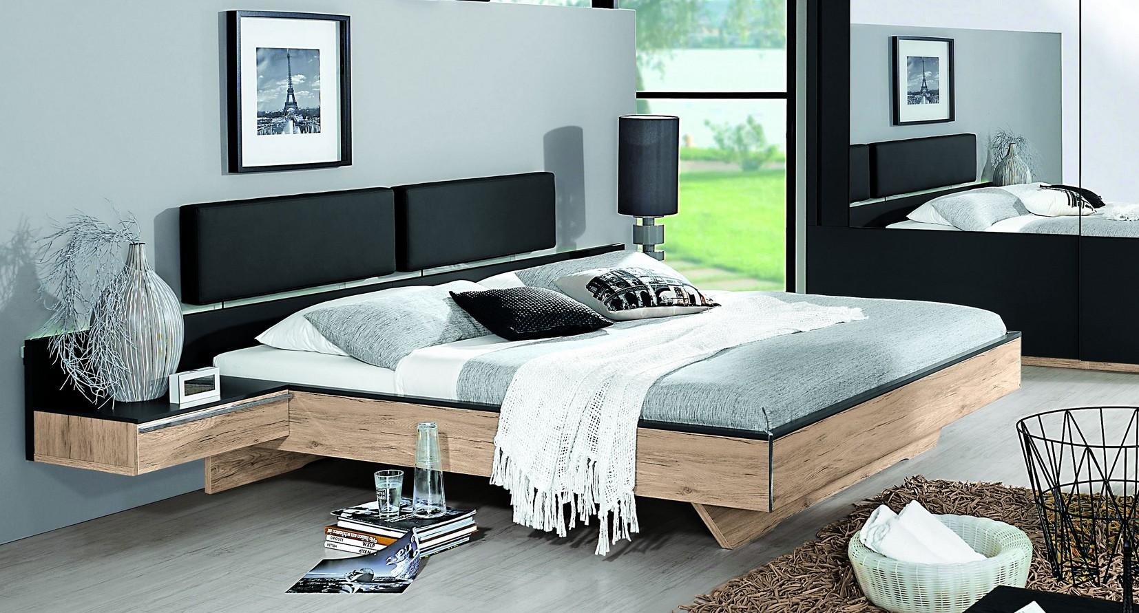 rauch dialog colette bett standard oder komforth he. Black Bedroom Furniture Sets. Home Design Ideas