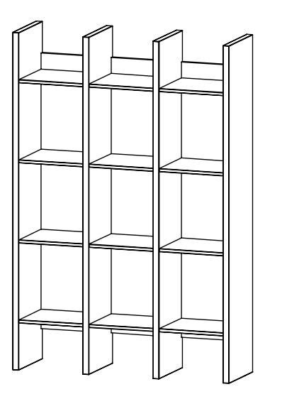 rauch dialog nice4teens regal 720k g nstig kaufen m bel universum. Black Bedroom Furniture Sets. Home Design Ideas