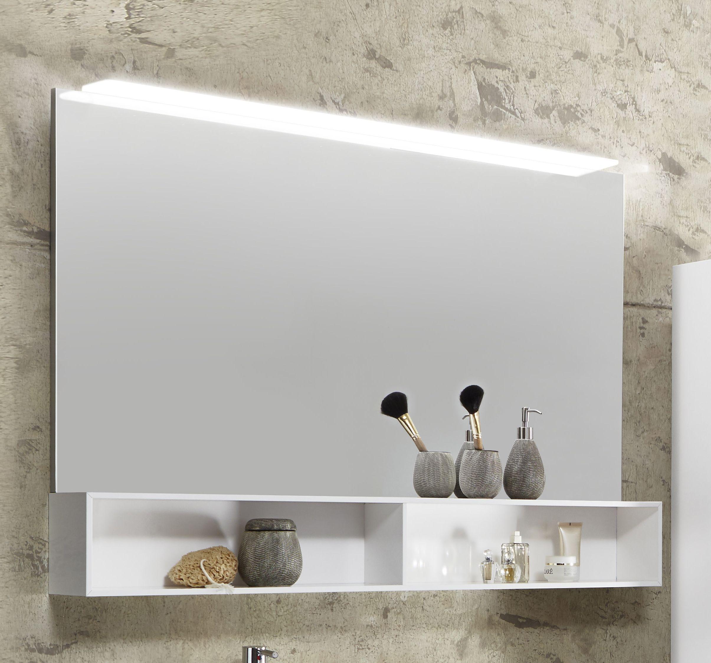 Marlin Bad 3110 Badspiegel 120 Cm Spaba12 Lr Günstig Kaufen Möbel
