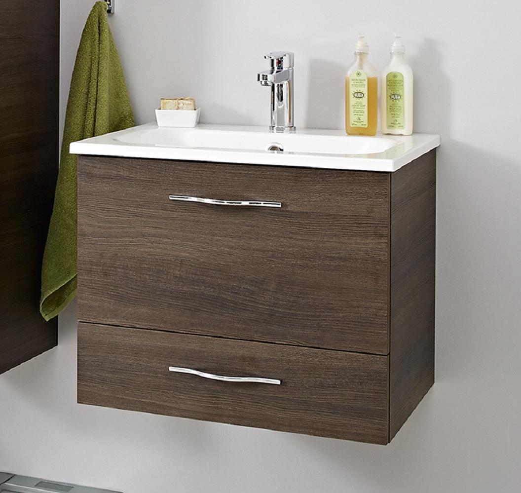 pelipal solitaire 6110 waschtisch set 60 cm 2 ausz ge g nstig kaufen m bel universum. Black Bedroom Furniture Sets. Home Design Ideas