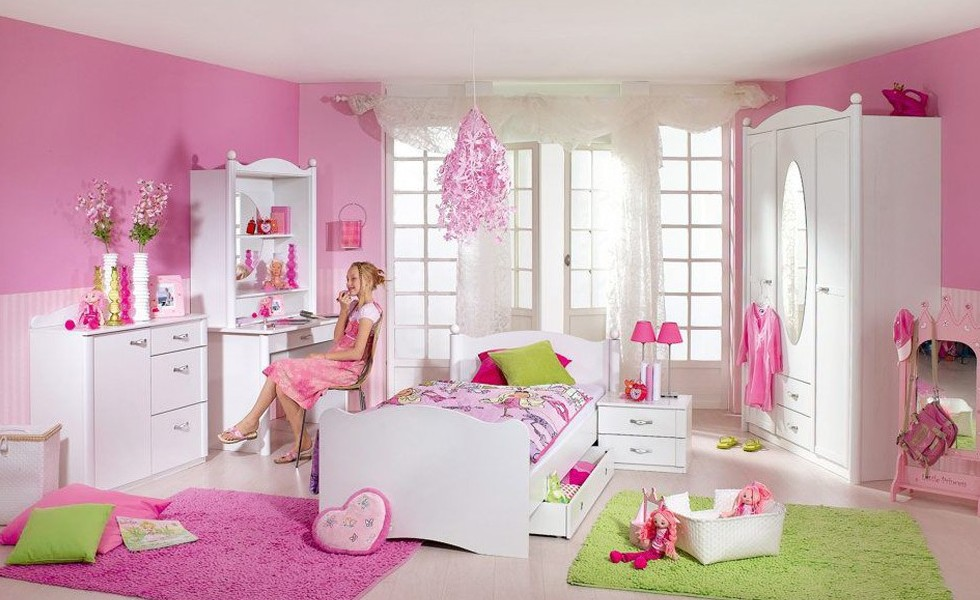 rauch packs kinder und jugendzimmer lilly g nstig kaufen m bel universum. Black Bedroom Furniture Sets. Home Design Ideas