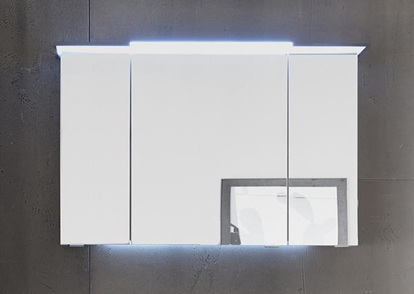 Pelipal Solitaire 9025 Spiegelschrank 110 cm mit LED-Lichtkranz / 9025-SPS 03