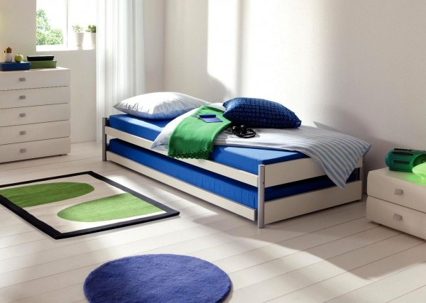 Hasena Function & Comfort Pully Ausziehbett