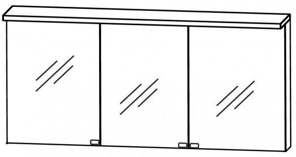 Puris Star Line Spiegelschrank 160 cm S2A431615