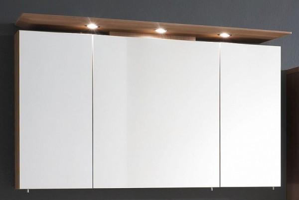marlin bad 3040 cityplus spiegelschrank 120 cm spsg120d 4 g nstig kaufen m bel universum. Black Bedroom Furniture Sets. Home Design Ideas