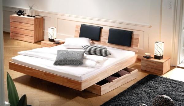Hasena Wood-Line Bett Classic Vilo Varus Varo