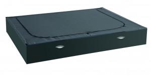 Sacco, Stoffabdeckung zu Box