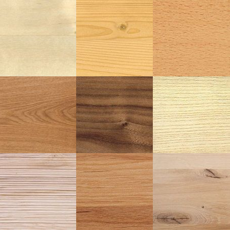 Modern Wohnwand Nach Holzarten Günstig Kaufen Möbel Universum