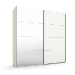 55S7 Schwebetürenschrank - 1 Spiegeltür - Breite 226 cm