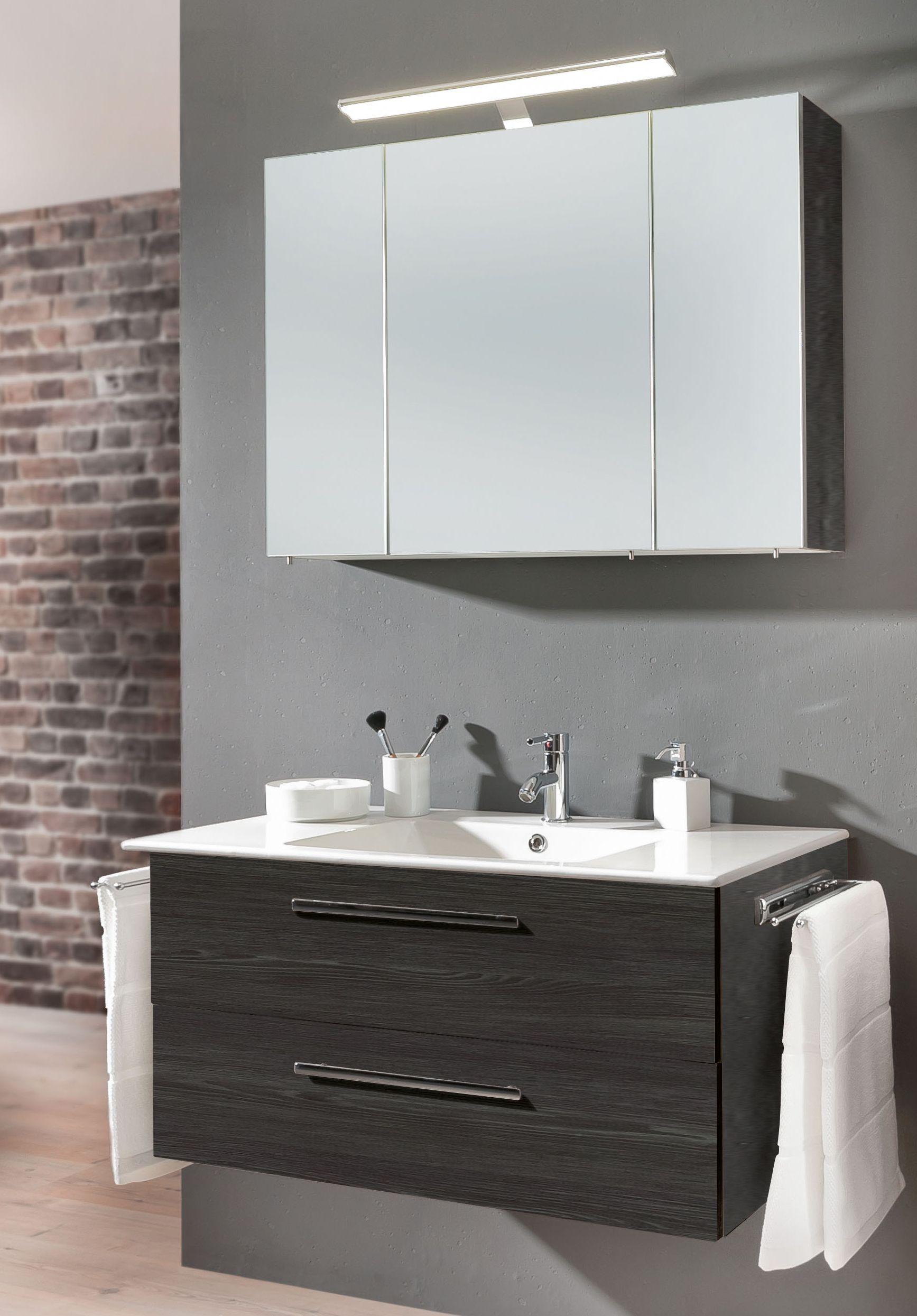 marlin bad 3030 christall 100 cm kombination 1 g nstig kaufen m bel universum. Black Bedroom Furniture Sets. Home Design Ideas