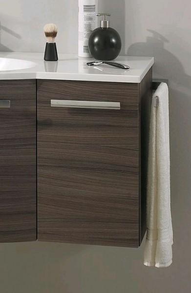 Marlin Cosmo Unterschrank 30 cm WU30D Kastanie graphit - Sonderpreis - Sofort lieferbar