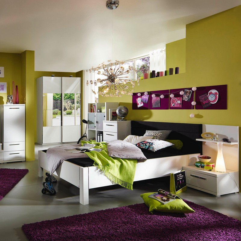 startseite design bilder modern jugendzimmer nice4home tapete. Black Bedroom Furniture Sets. Home Design Ideas