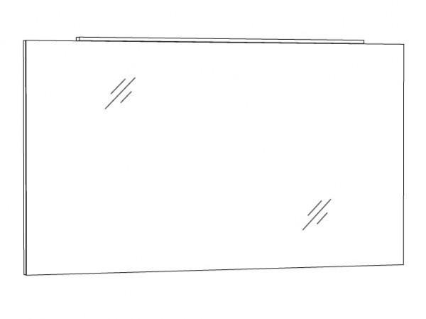 Marlin Azure Spiegelpaneel 120 cm SPFLA12