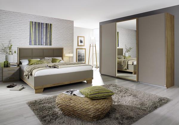 Rauch Packs Altona Schlafzimmer-Set mit Schwebetürenschrank