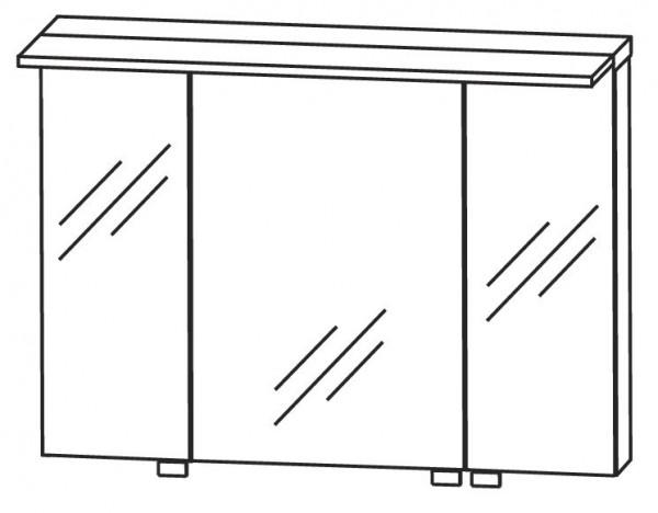 Puris Star Line Spiegelschrank 90 cm S2A439078