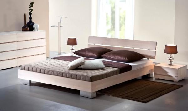 Hasena Wood-Line Bett Classic Duo Reca