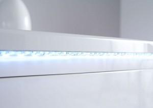 mit LED Dekorband (WLEDR60/90/120)