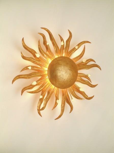 Holländer Wandleuchte Sonne Piccola 300 1602