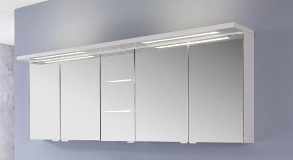 Puris Swing Spiegelschrank 180 cm SET4018 2 L/R