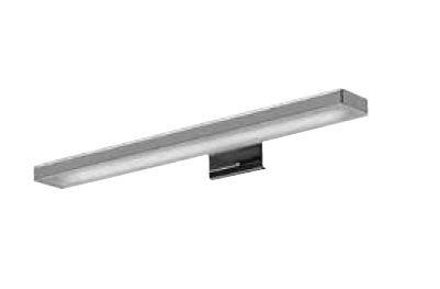 Pelipal Aufsatzleuchte für Flächenspiegel/Spiegelschrank - LS-B