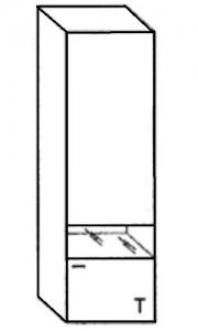 H9-401KL - Anschlag links