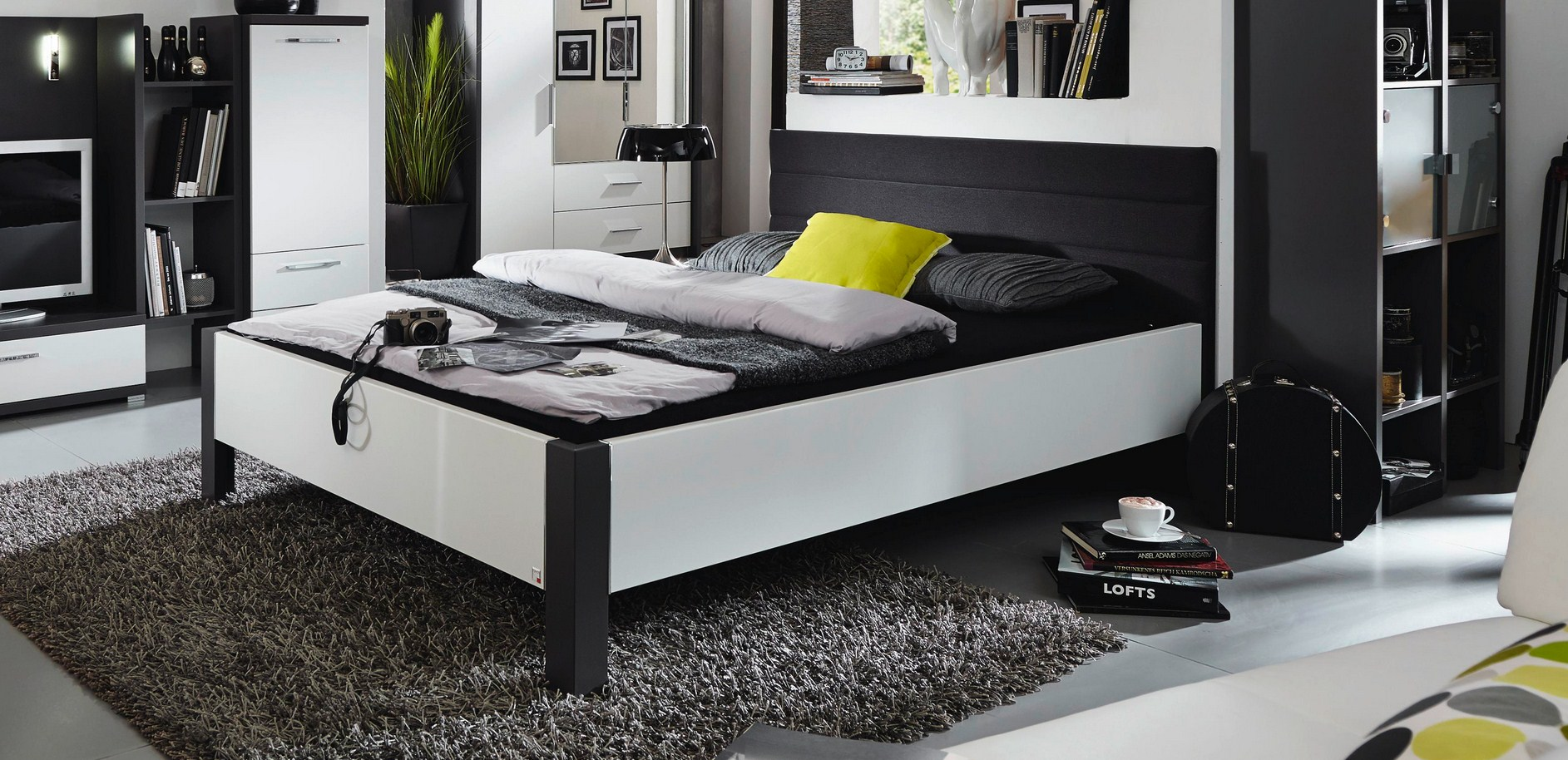 rauch dialog nice4home bett 2 farbig g nstig kaufen m bel universum. Black Bedroom Furniture Sets. Home Design Ideas